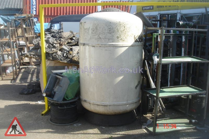 Large Pressure Container - Large Pressure Container