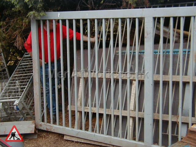 Large Security Gate - Large Security Gate