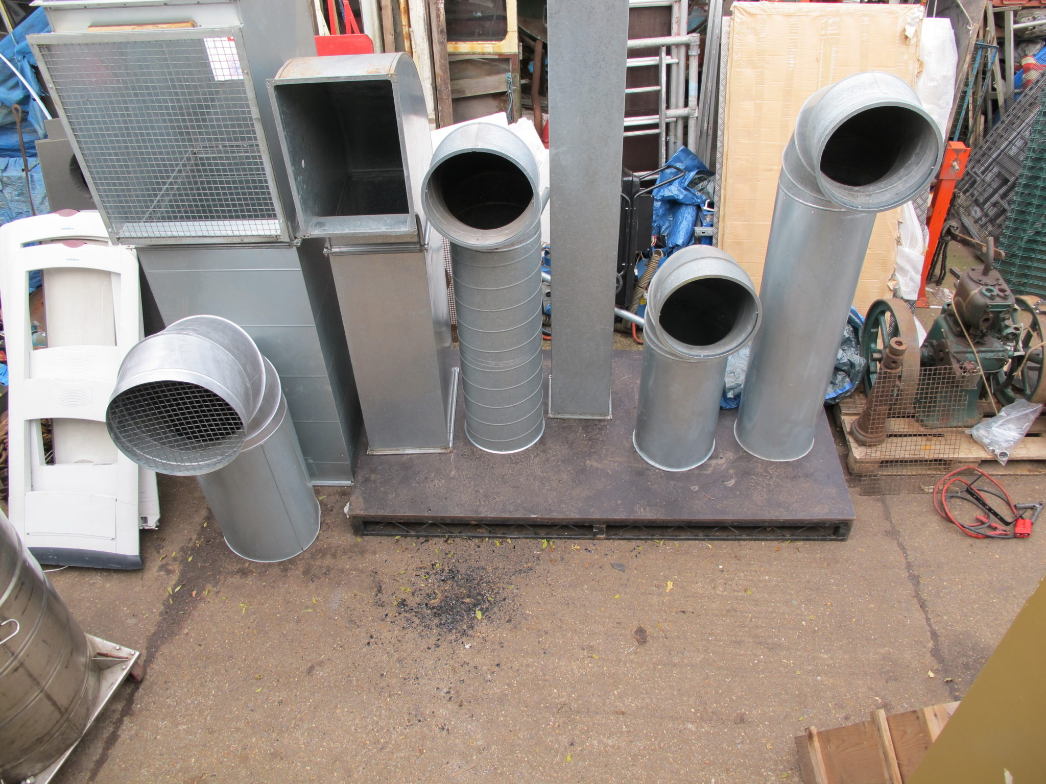 Large Ducting Ends - Large ducting ends (3)