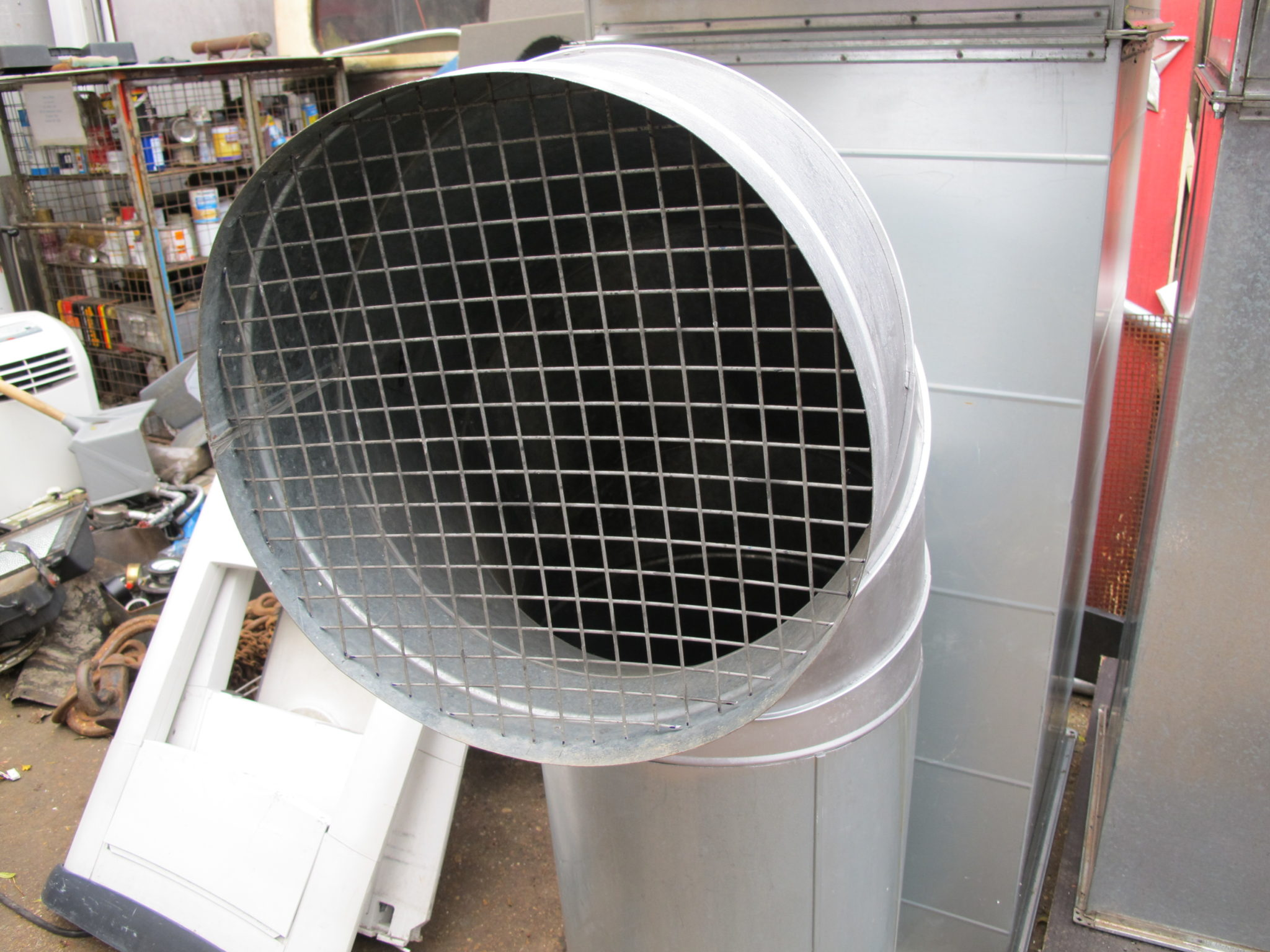 Large Ducting Ends - Large ducting ends (4)