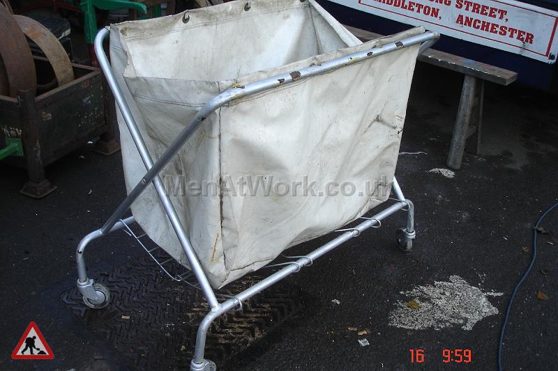 Laundry trolley - Laundry Trolley