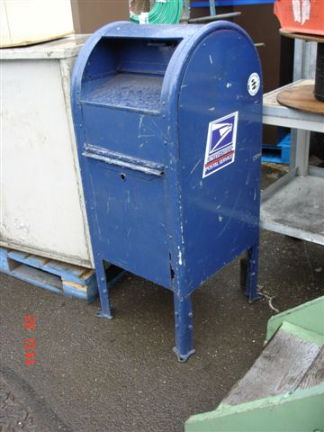 Mail boxes - Letter Box