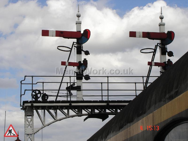 Level Crossing Reference Images - Level Crossing Reference Images