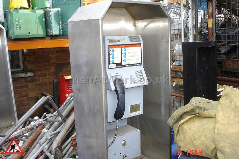 Road Side Phone - Platform Railway Telephone