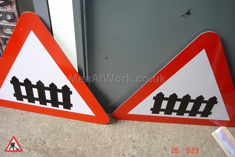 Level Crossing Signs - Level Crossing – Signs
