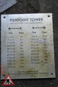 Lift Level Sign - Lift level sign