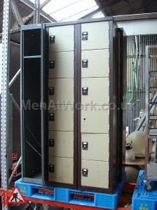 Locker with small doors - Locker – Small doors