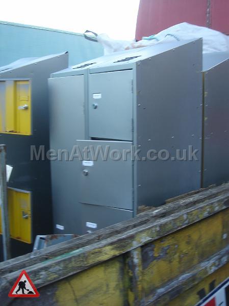 Lockers Mixed Door Sizes - Lockers – Mixed sized doors