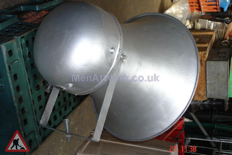 Loudspeaker – Short - Loudspeaker – Short Metallic (2)