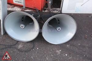 Loudspeakers with tripods - Loudspeakers – With Tripod Mounts (7)