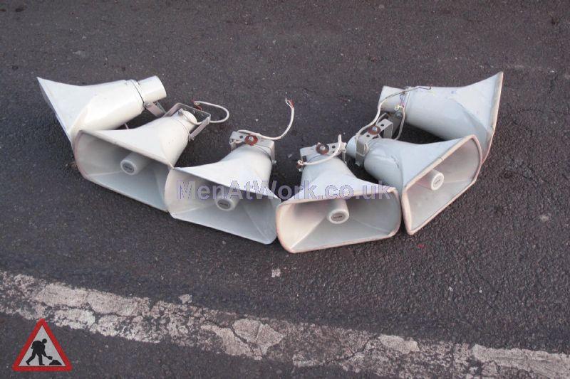 Loud Speakers - Loudspeakers – white