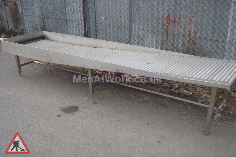 Luggage Conveyor - Luggage Conveyor