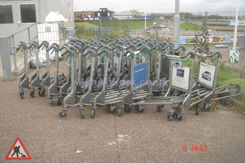 Luggage Trolley - Luggage Trolleys