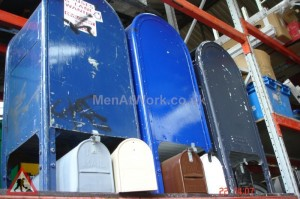 Mail boxes - Mail Boxes