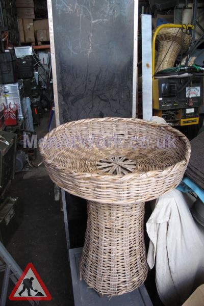 Wicker basket - Market Produce Basket