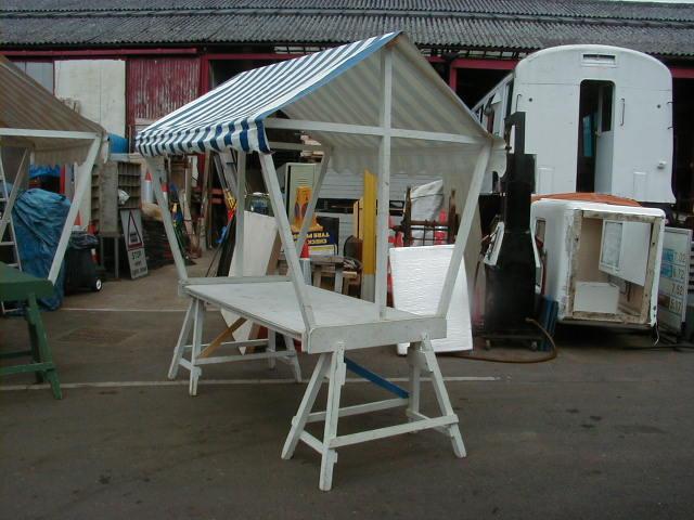 Market Stall - Market stall (1)