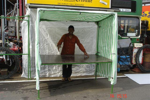 Market Stall - Market stall (3)