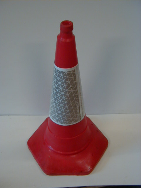 Medium Traffic Cones - Medium cone 2