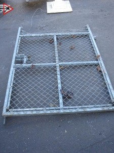 Metal Gate - Metal Gate – Double