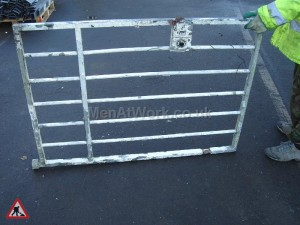 Short Metal Gate - Metal Gate – Short