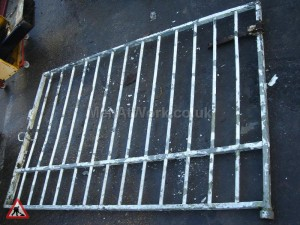 Long Metal Gate - Metal Gate – Wide