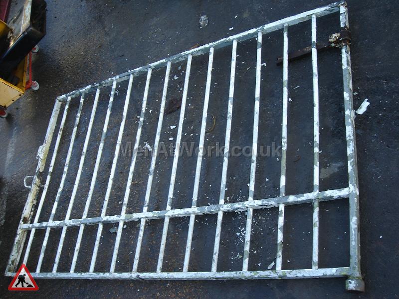 Long Metal Gate - Metal Gate – Wide