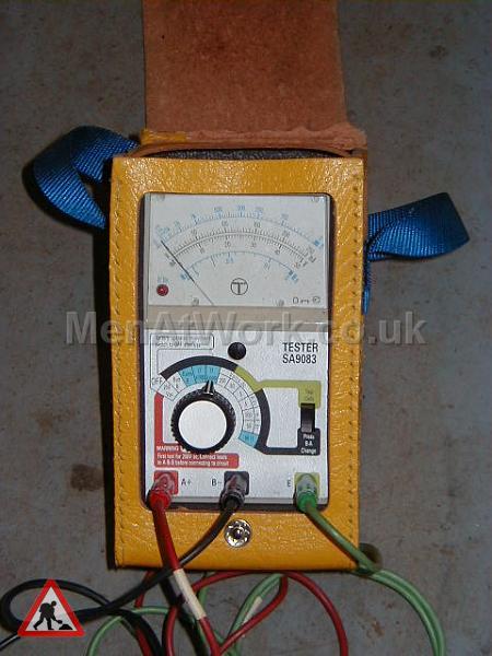 Meter reading equipment - Meter reading (1)