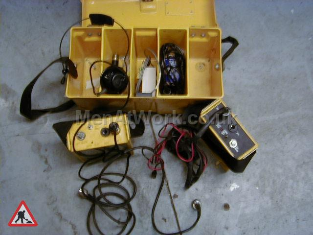 Meter reading equipment - Meter reading (3)
