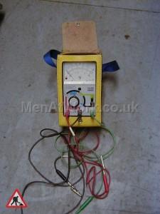 Meter reading equipment - Meter reading (4)