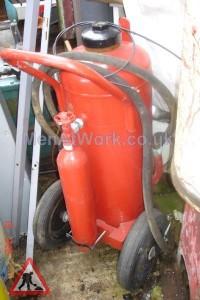 Mobile Foam Unit - Mobile Foam Unit