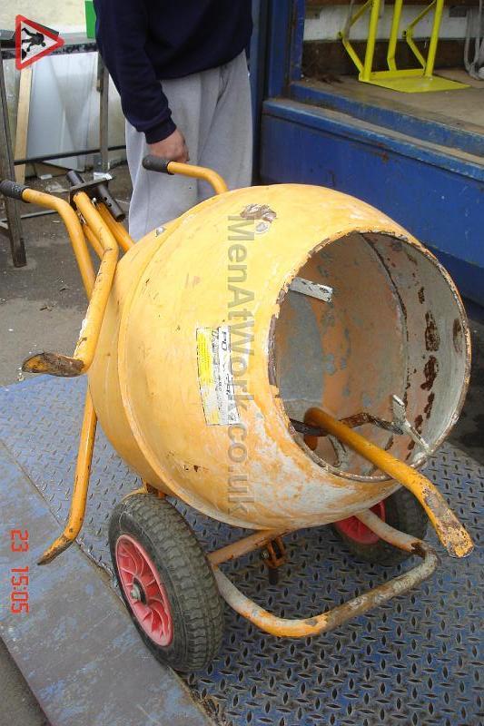 Cement Mixer – Modern - Modern Day Mixer (2)
