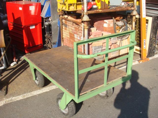 Trolleys- Heavy duty/Industrial - Modern Style Factory Trolley