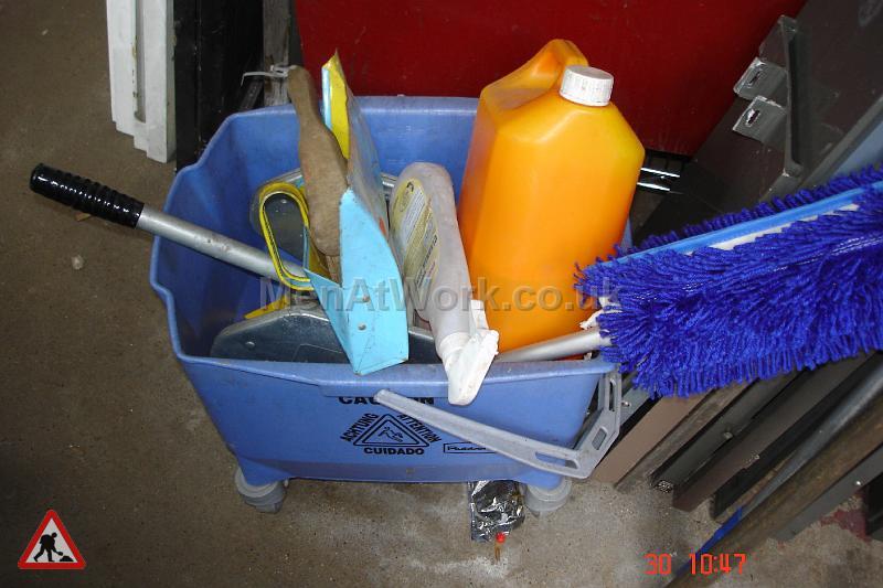 Mop Bucket - Mop Bucket Blue