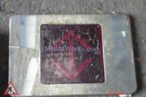 Lift Movement Indicator Panel - Movement indicator panel