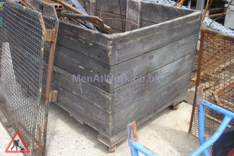 Old wooden Crates - Old wooden crate1