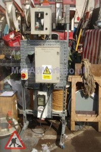 Free Standing Electrical Control Unit - On Casters