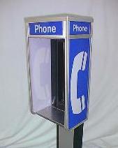 Payphones - Blue