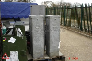 Pair of Electrical Control Unit Boxes - Pair of Electrical Control Unit Boxes