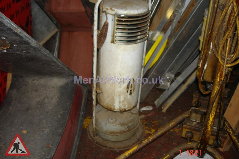 Paraffin Header - Parafin Heater