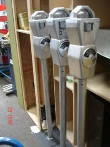 American parking meters - Parking Meters