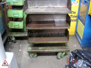 Parts Trolley - Parts Trolley