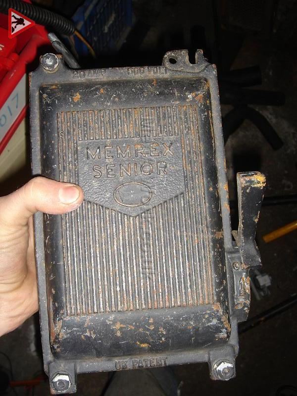Period Electrical Switch Boxes - Period Electrical Switch Boxes (2)