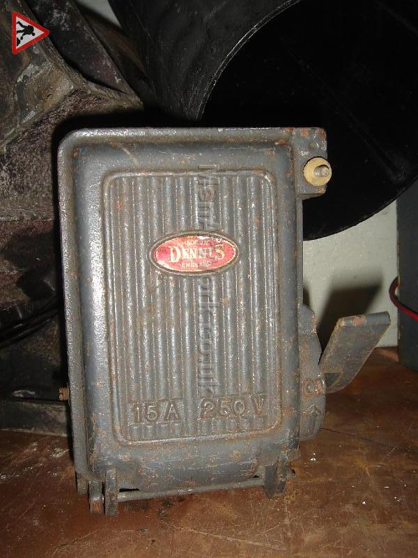 Period Electrical Switch Boxes - Period Electrical Switch Boxes (4)