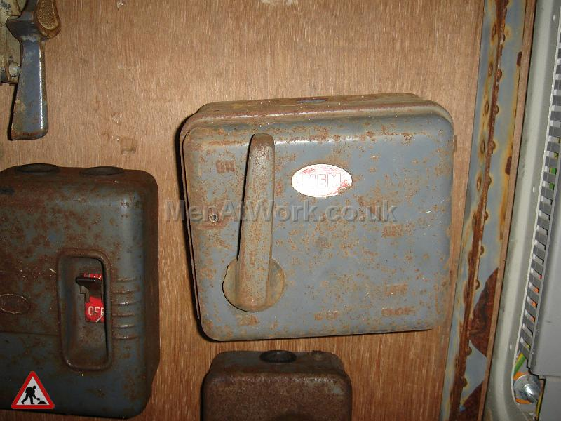 Period Electrical Switch Boxes - Period Electrical Switch Boxes (5)
