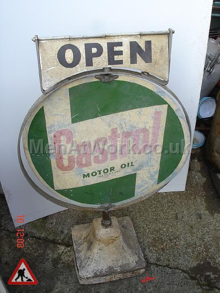 Period Garage Signs - Period Garage Sign