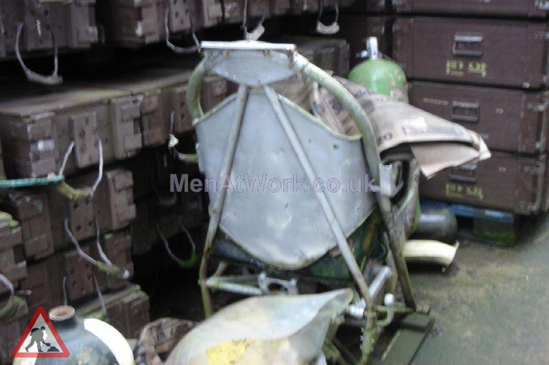 Aircraft Pilot Seat - Pilots Seat ( rear )
