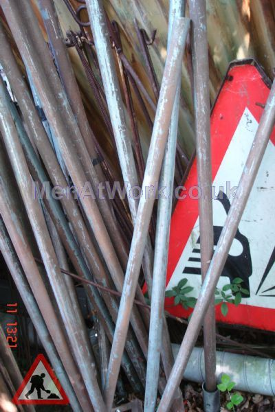 Washing line and Ariel Poles - Poles