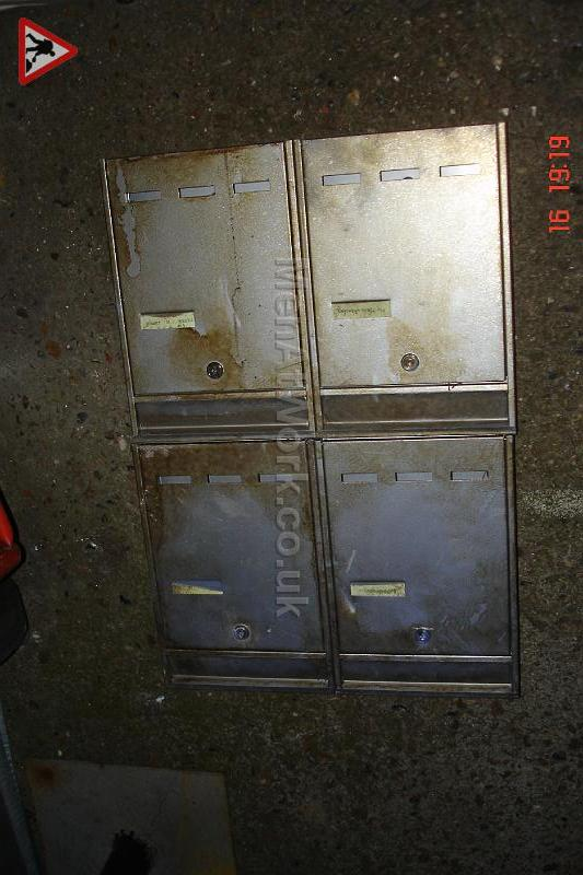 Post Box - 4 Available