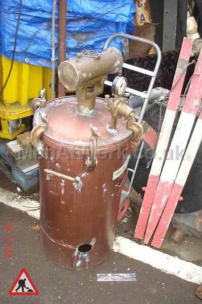 Preasure pot - Pressure Pot