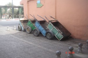 Push cart – metal - Push carts (1)